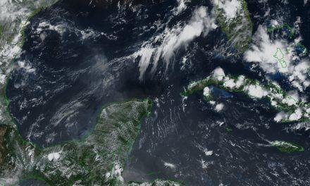 Sube potencial de lluvias y ligera tregua del calor después de martes