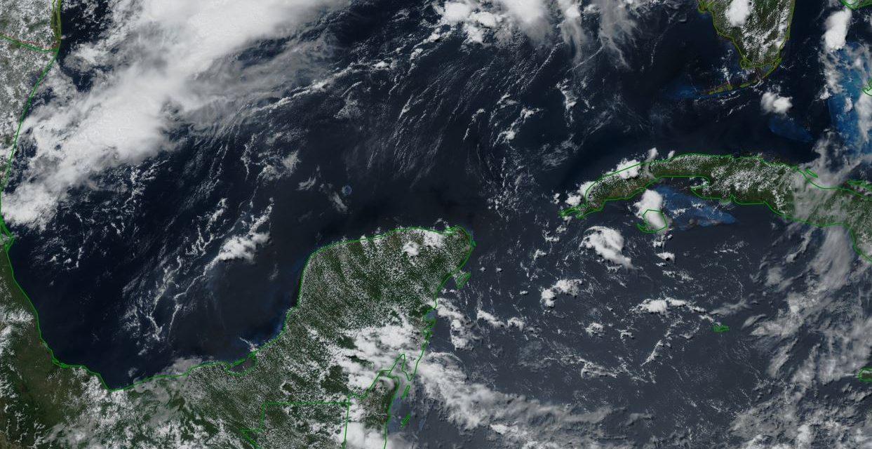 Pronóstico de lluvias fuertes este jueves; menor potencial viernes y sábado
