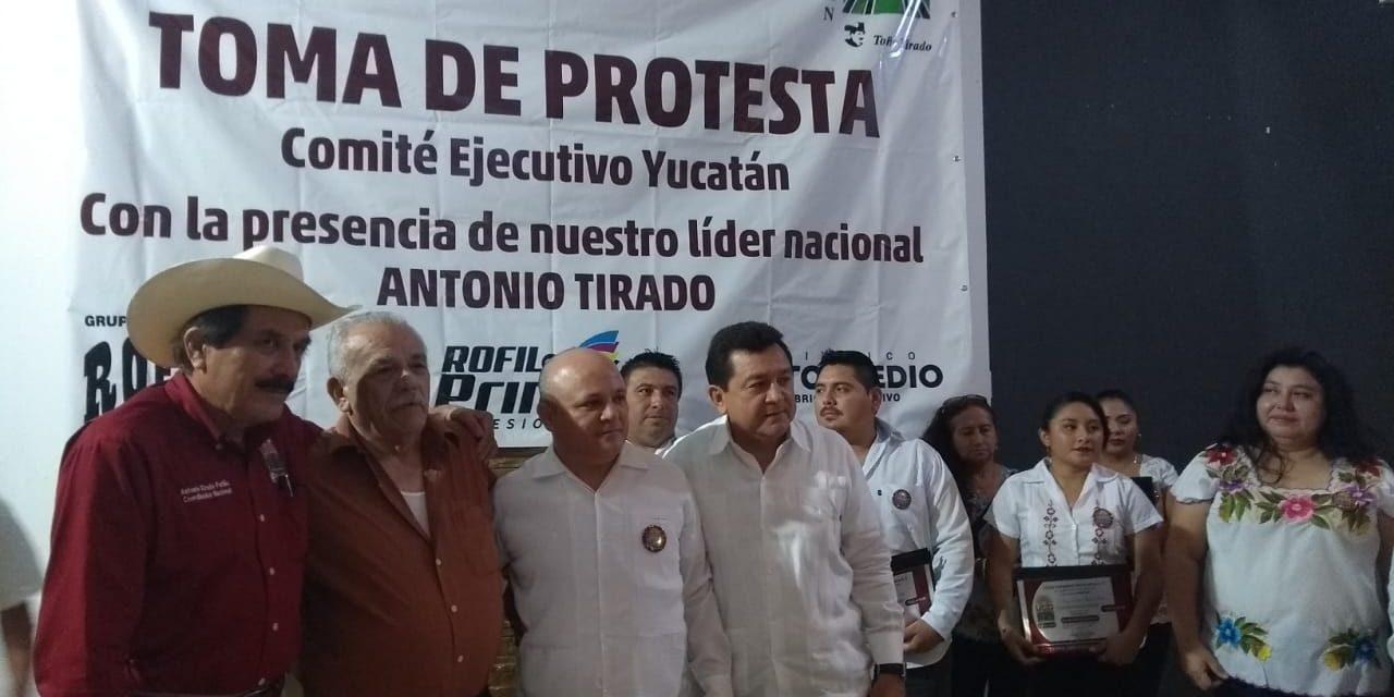 Reaparece en Yucatán Unión Campesina Democrática
