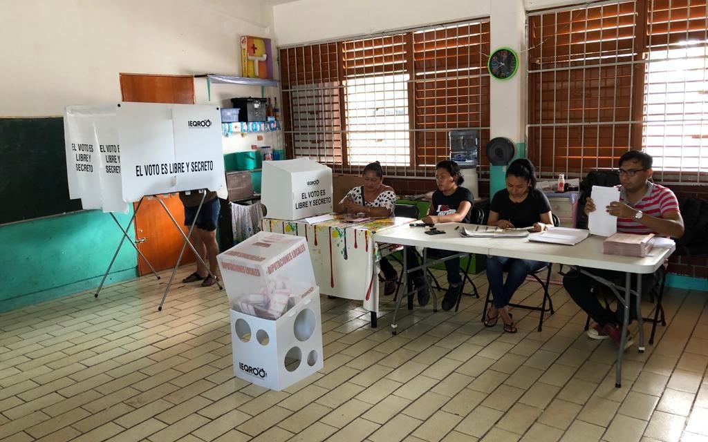 Debacle panista en Puebla y Baja California; domina abstencionismo