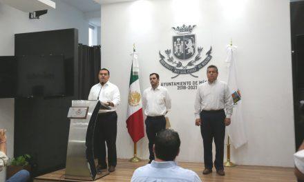 Interviene Ayuntamiento de Mérida en caso de electrocutado
