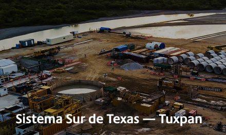 Listo ducto marino Texas-Tuxpan; más gas natural al sur y península