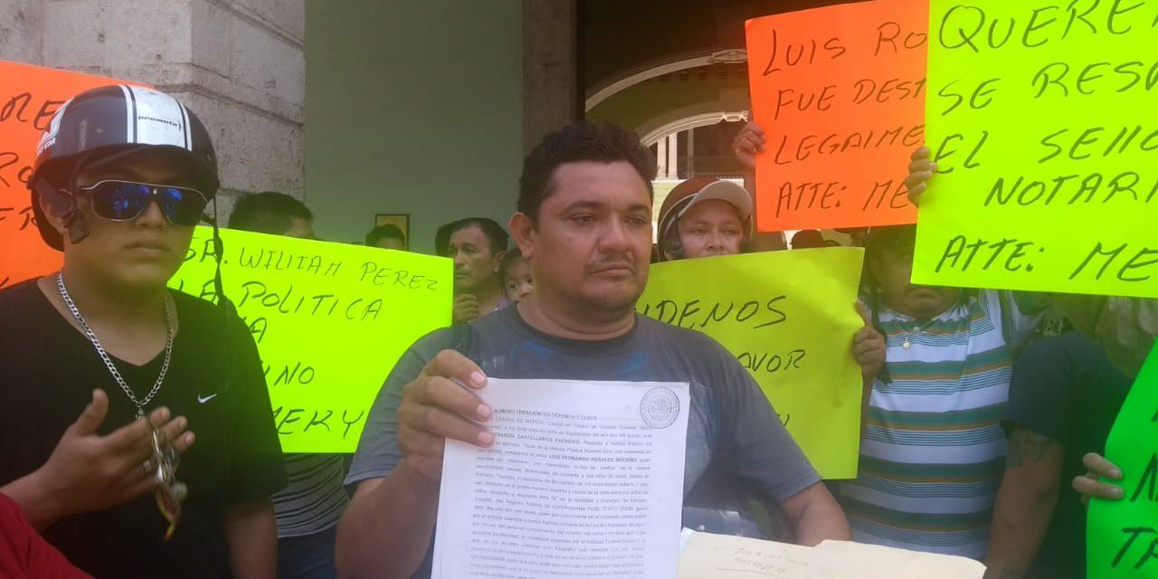 Temen 180 mototaxistas de Kanasín perder empleos (Video)