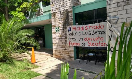 Protesta de ejidatarios contra magistrado agrario llegaría a CDMX