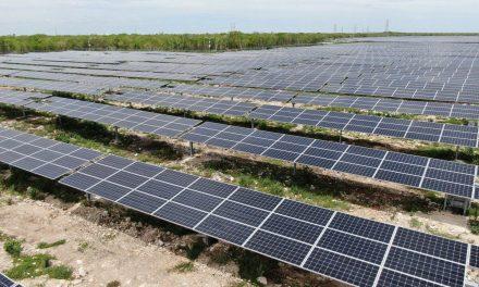 Inaugura Yucatán su primera planta de energía fotovoltaica (Video)