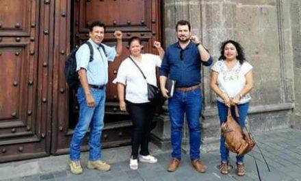 Con fuerza nacional, CNTE-Yucatán exigirá reconocimiento de SEGEY