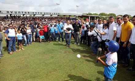 Abren en Yucatán las primeras Academias de Iniciación Deportiva (Video)