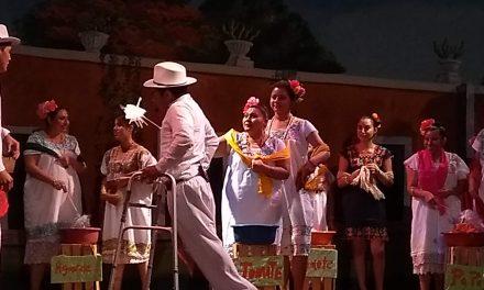 Cumple en escena primera obra de teatro regional incluyente