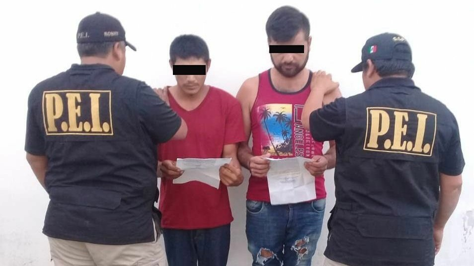 Detenidos en Mérida acusados de homicidio cometido en Campeche