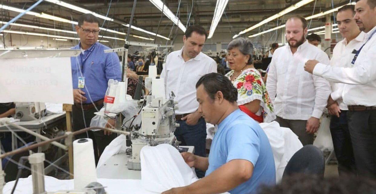 Yucatán crece en generación de empleos