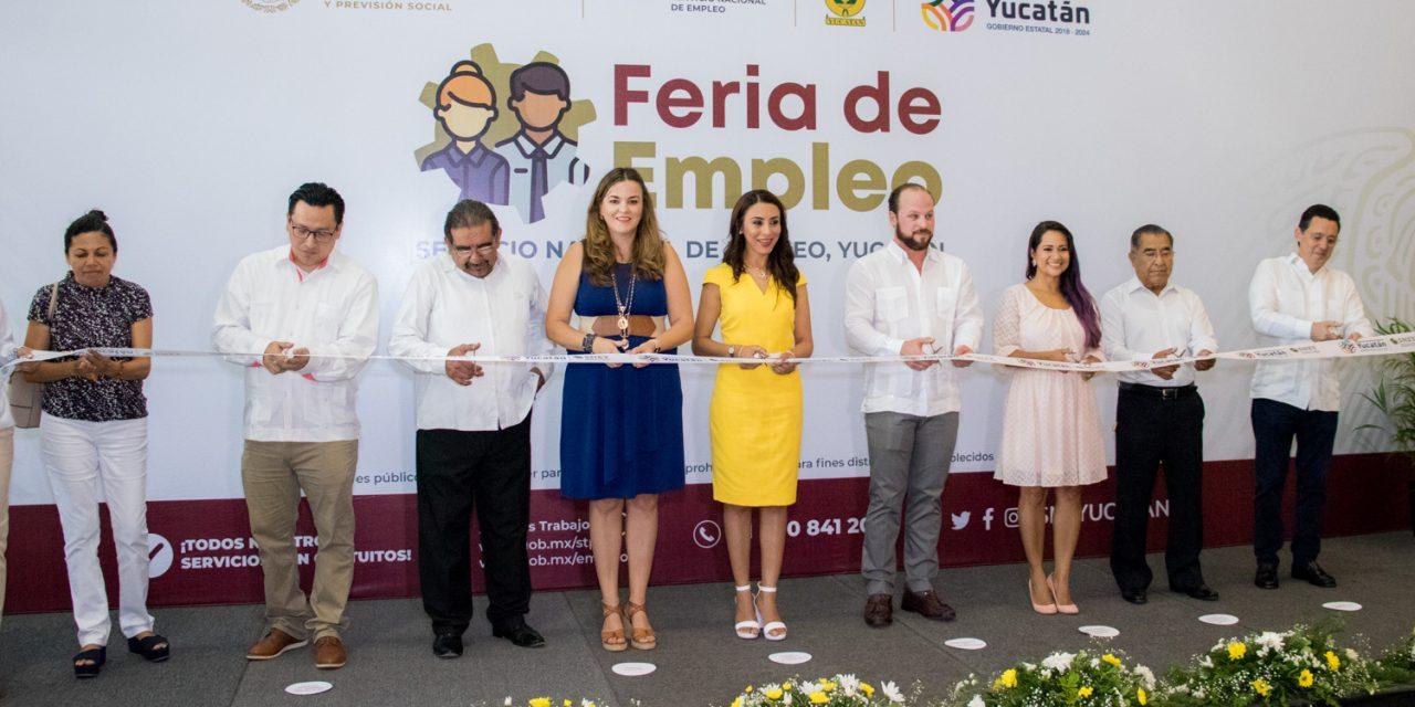 Amplia oferta laboral, en segunda Feria de Empleo 2019