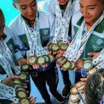 Escala Yucatán al cuarto lugar en Olimpiada y Nacional Juvenil 2019