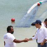 Dragado del puerto de abrigo de Telchac concluiría a finales de septiembre