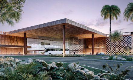 Así quedará la ampliación y remodelación del Centro de Convenciones Siglo XXI