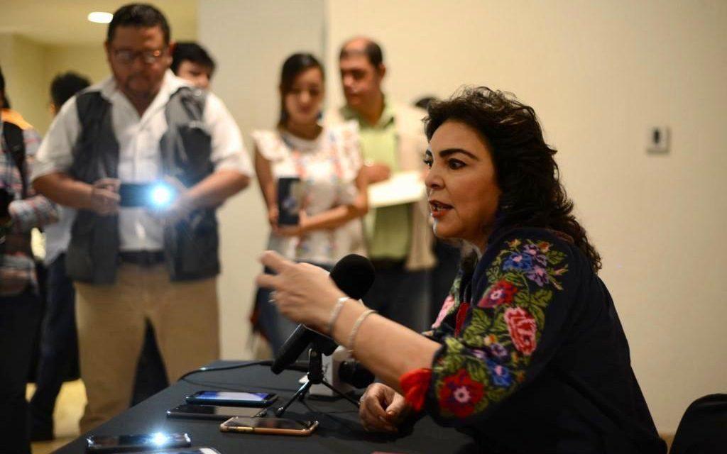 Al querer imponer a Alejandro Moreno Cárdenas, AMLO pone en riesgo la democracia en México.- Ivonne Ortega