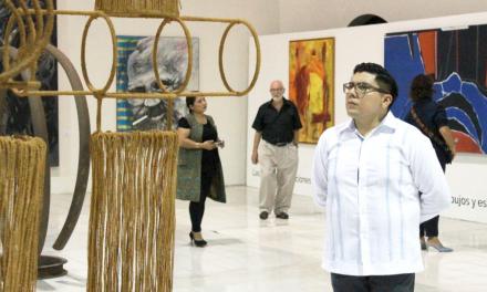 """""""Recuento (1994 – 2019)"""", en Museo Fernando García Ponce"""