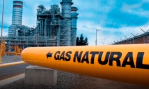 Más gas natural a península de Yucatán; mejor abasto desde 15 de julio