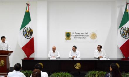 Congreso de Yucatán y UADY unen esfuerzos para generar productos legislativos
