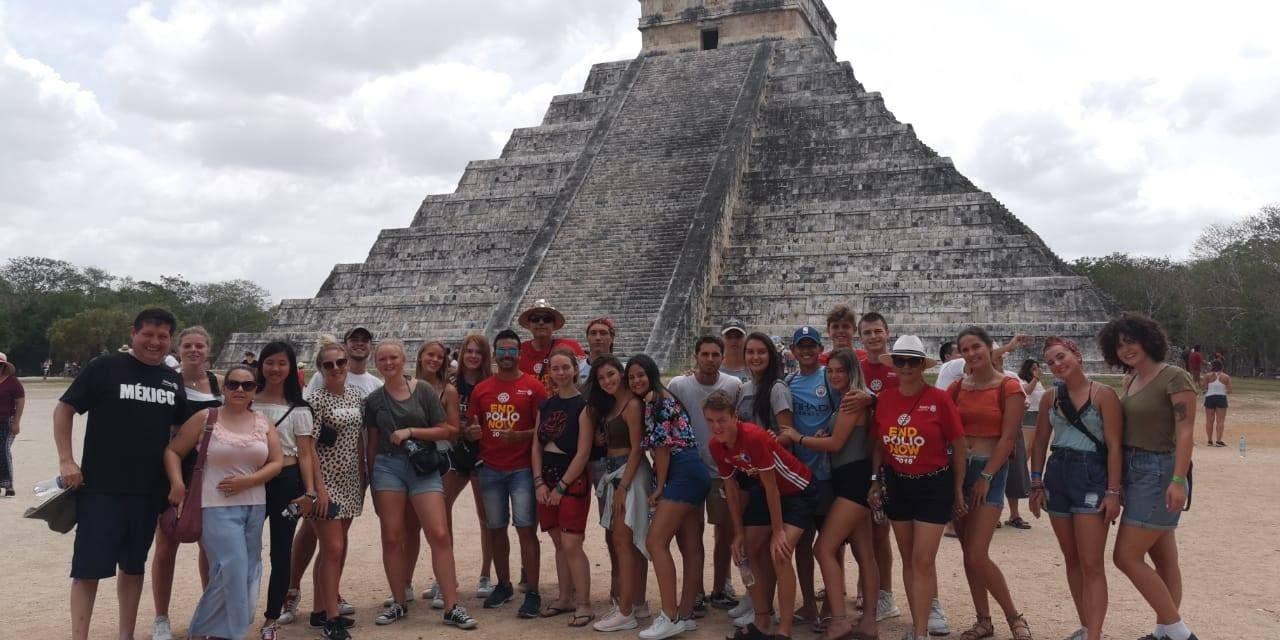Lanzan expedición 'Ruta Maya 2019' por cinco países y 150 viajeros
