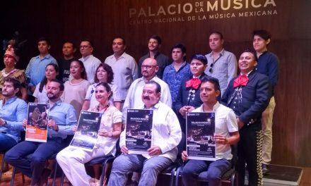 """Palacio de la Música, apenas en """"sus primeras notas"""""""