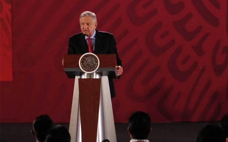Convocatoria de López Obrador por la unidad y la dignidad de México