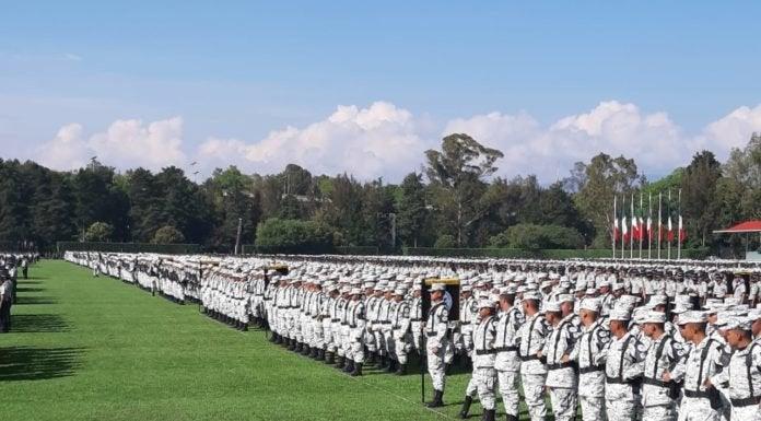 Arranca operaciones la Guardia Nacional en México