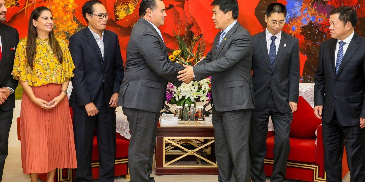 Mayor intercambio entre Mérida y Chengdú en gastronomía, turismo y cultura