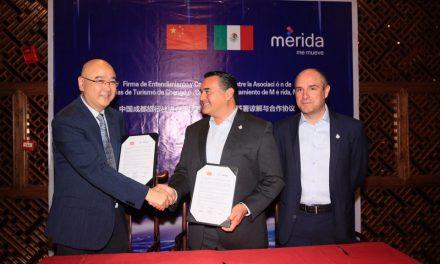 Mérida busca turismo chino en Chengdú e intercambio bilateral