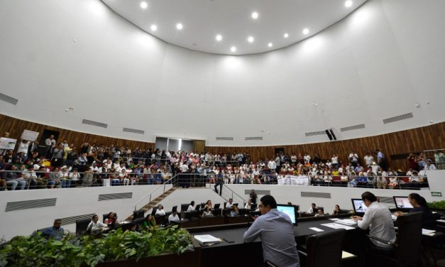 Aval de Congreso Yucatán a empréstito por 2,620 MDP a pagar en 20 años