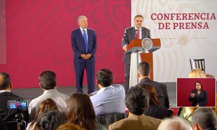 Romero Oropeza presenta 'Plan de Negocios' para rescatar a Pemex