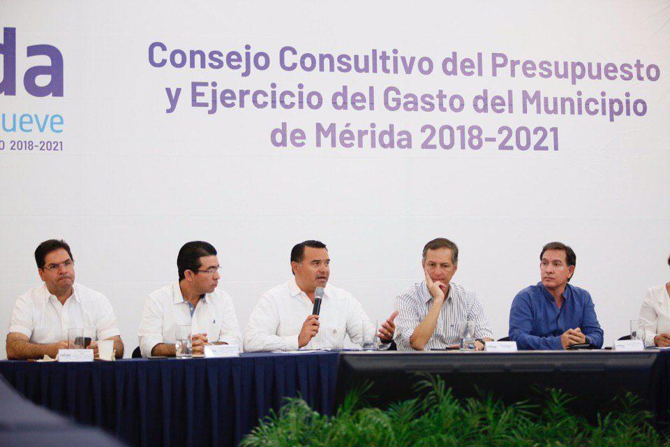 Desafíos de Mérida, con participación ciudadana.- Renán