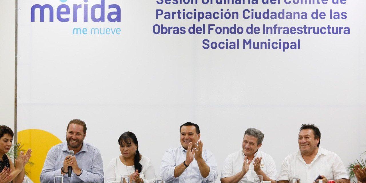 Avanza combate a pobreza en municipio de Mérida