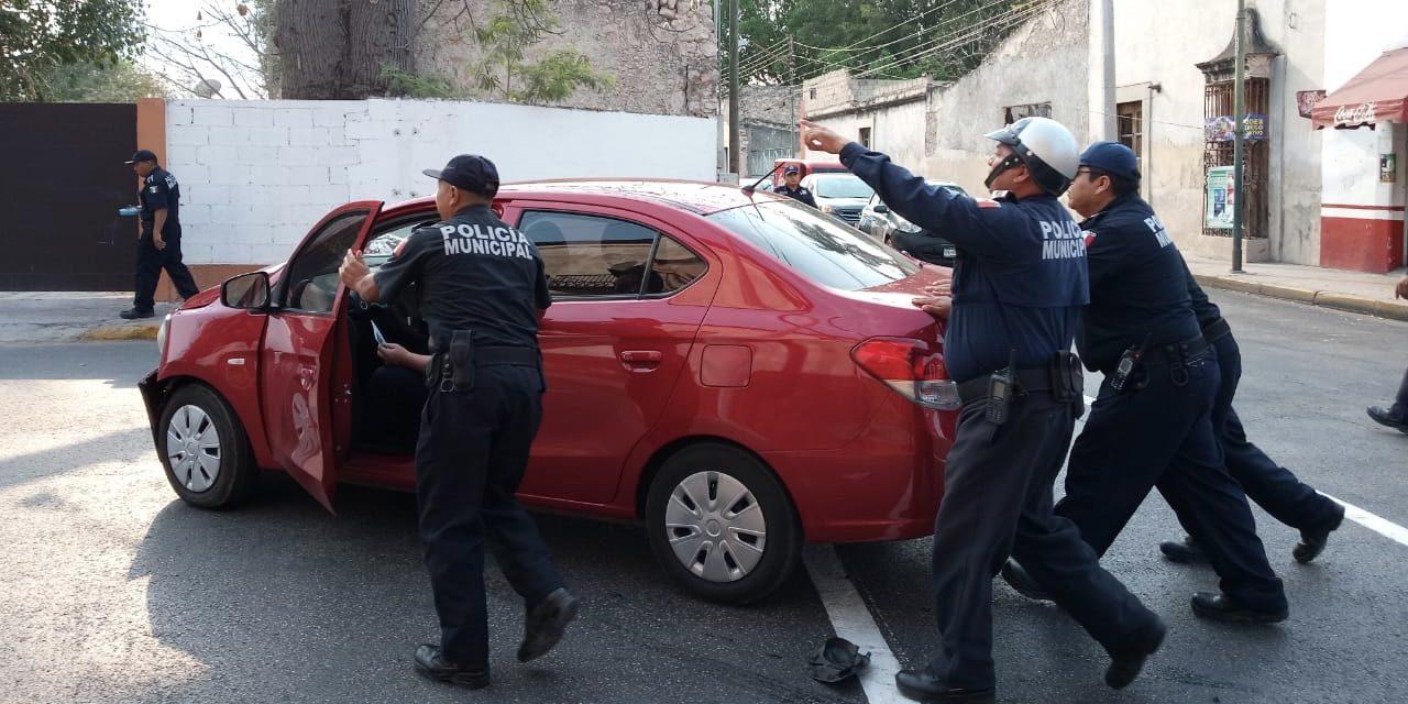 Policías municipales de Mérida, de los mejores pagados del país