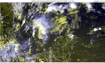 Hasta 39 grados en Yucatán y Campeche en los próximos tres días, con potencial de chubascos