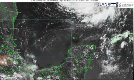 Clima península de Yucatán: Seguirán lluvias por las tardes, con mucho calor