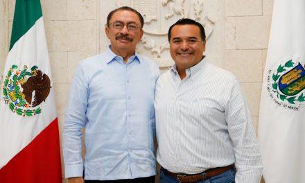 Busca Mérida trato especial en infraestructura de SCT