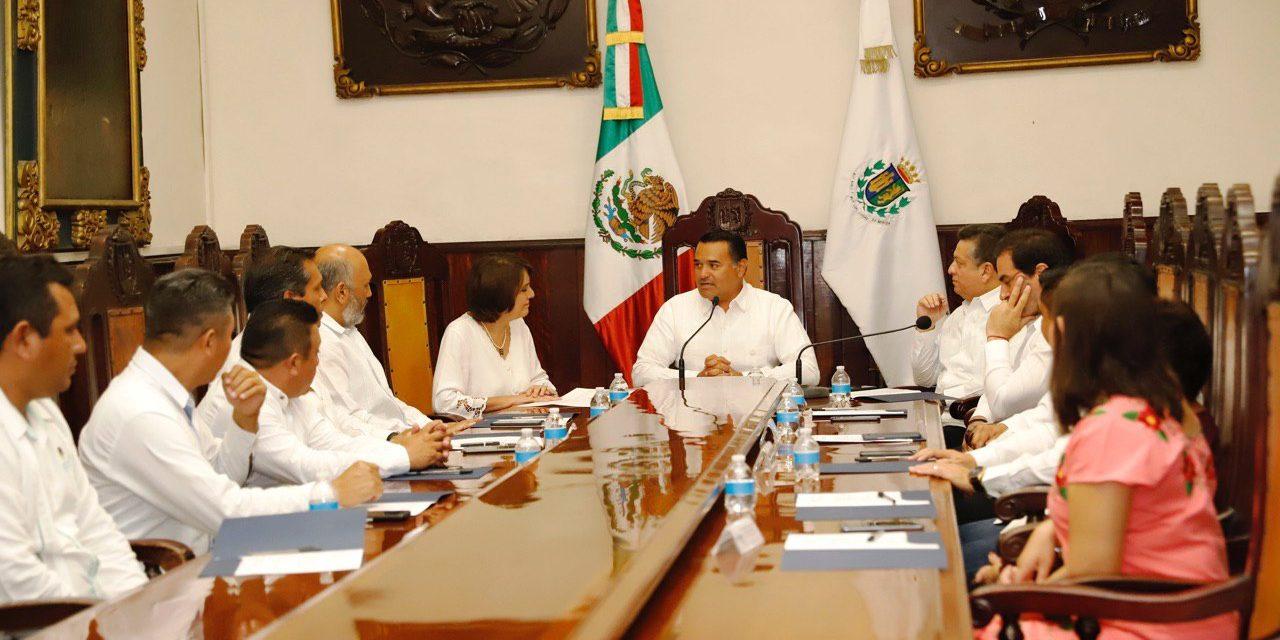 Lidera Mérida convenio de colaboración para desarrollo integral de zona metropolitana