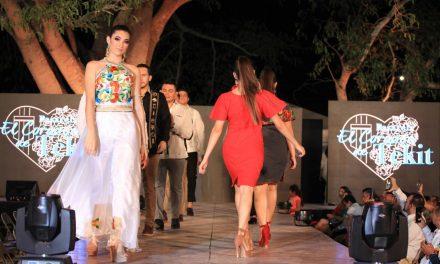 Feria de la Guayabera en Tekit: pasarela con 128 modelos de 32 productores