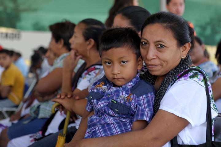 Revertir pobreza entre mayas llevaría de 30 a 40 años
