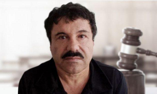 Dictan cadena perpetua para el 'Chapo' Guzmán en EU