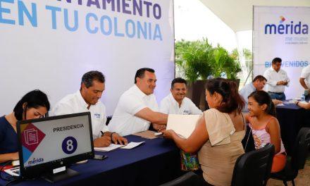 """""""Ayuntamiento en tu Colonia"""", estuvo en comisaría de Molas"""