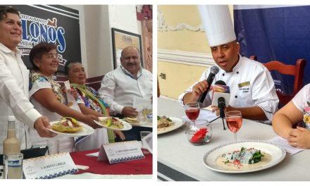 Oferta Gastronómica: Festivales del salbut y de chiles en nogada