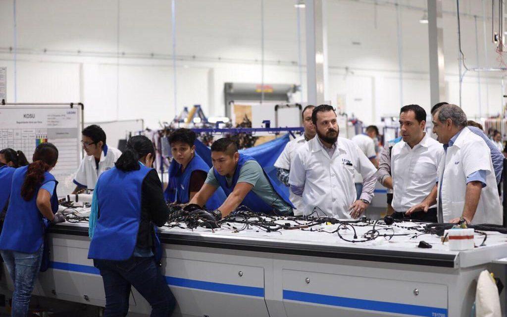 Más inversiones y empleos vienen para Yucatán (Video)