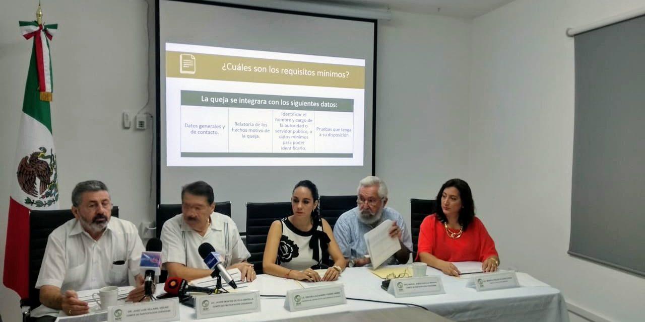 Anticorrupción en Yucatán, contra la percepción de inutilidad (Vídeo)