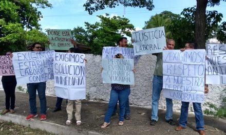 Primeros despidos en Conafor Yucatán desatan protesta (Video)