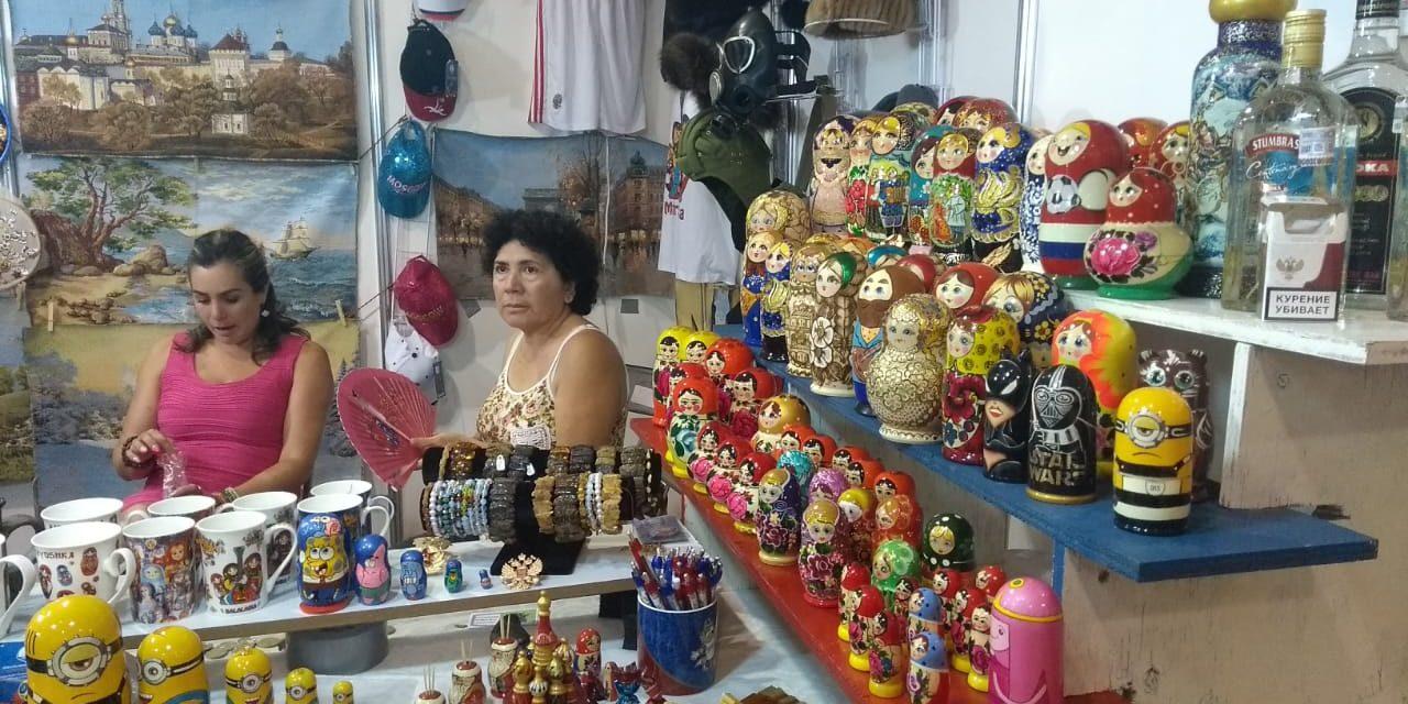 Unen estados y países con artesanía multicultural