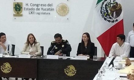 Cuestionan a secretario y niega delincuencia organizada en Yucatán