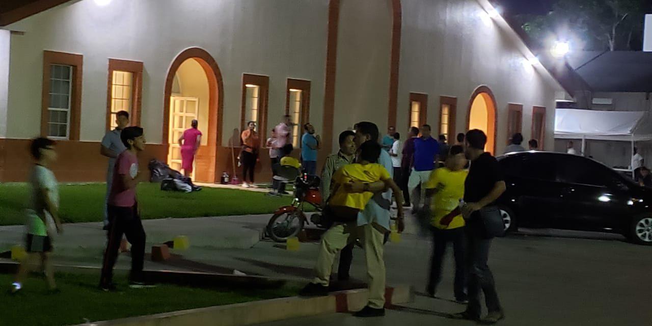 Intoxicación colectiva en Conferencia Juvenil religiosa en Cancún