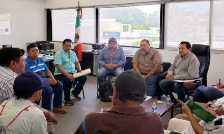 Líderes ejidales enfrentan denuncia por toma de Procuraduría Agraria