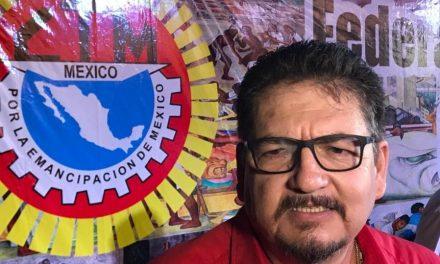 Detenido líder de la CTM en Quintana Roo